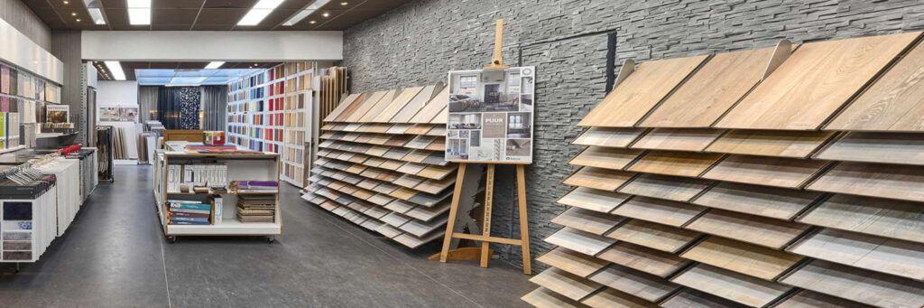 showroom Amsterdams vloerencentrum