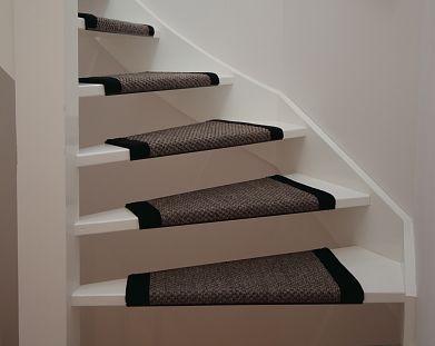 Trapconfigurator bereken de prijs voor het bekleden van uw trap